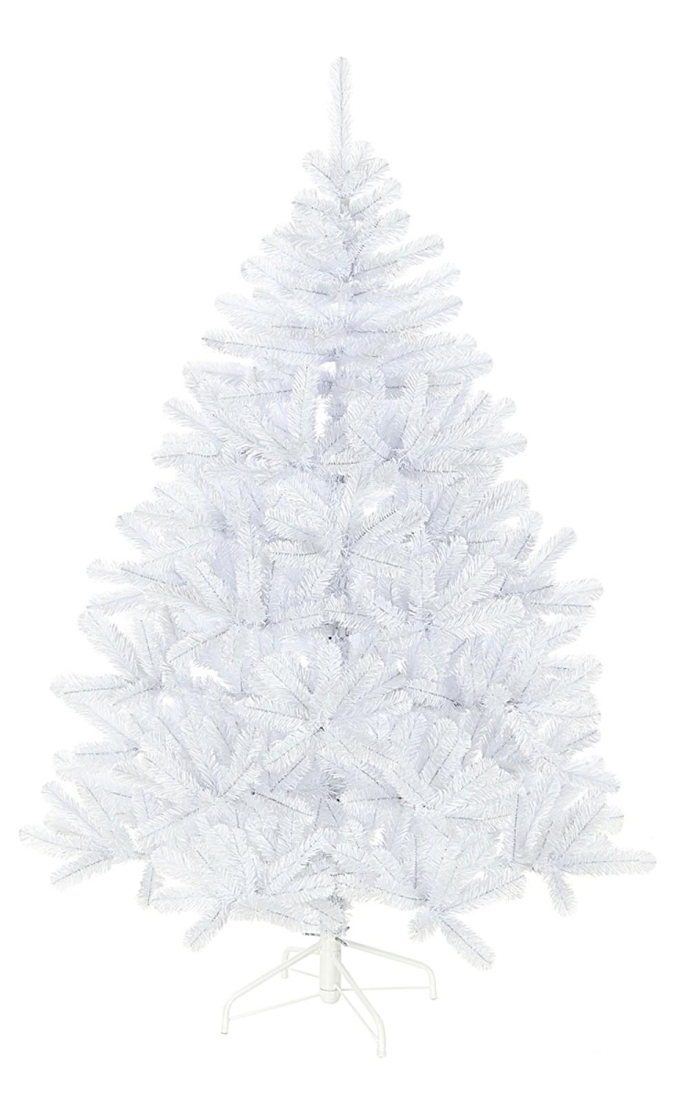 Fehér műfenyő jeges csillogással-Icelandic 185 cm