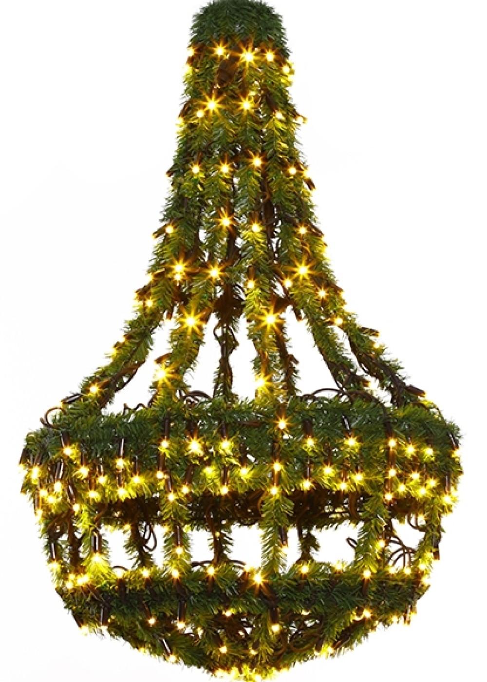 Karácsonyi csillár