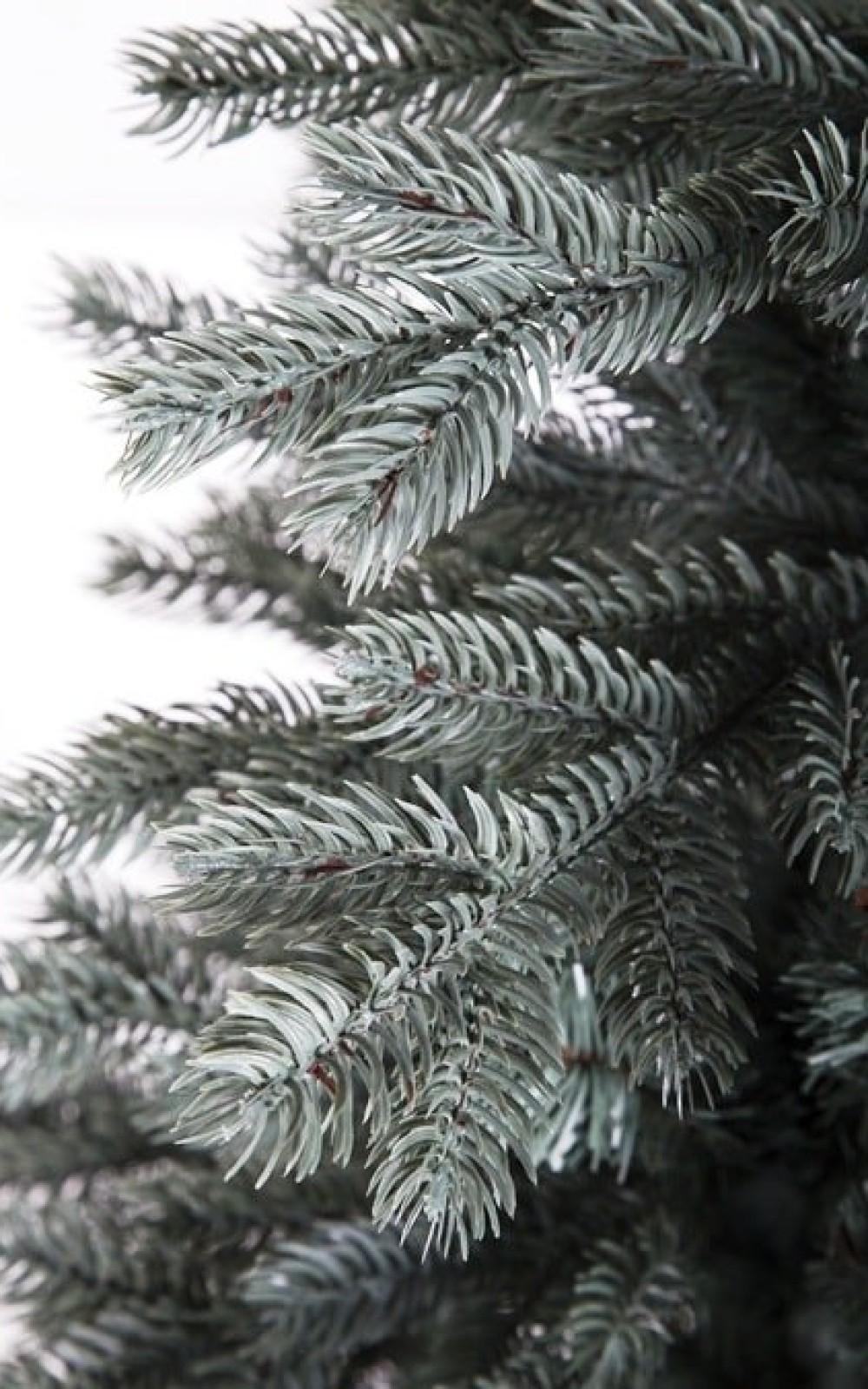 Nottingham Pine 260 cm Műfenyő-ezüst