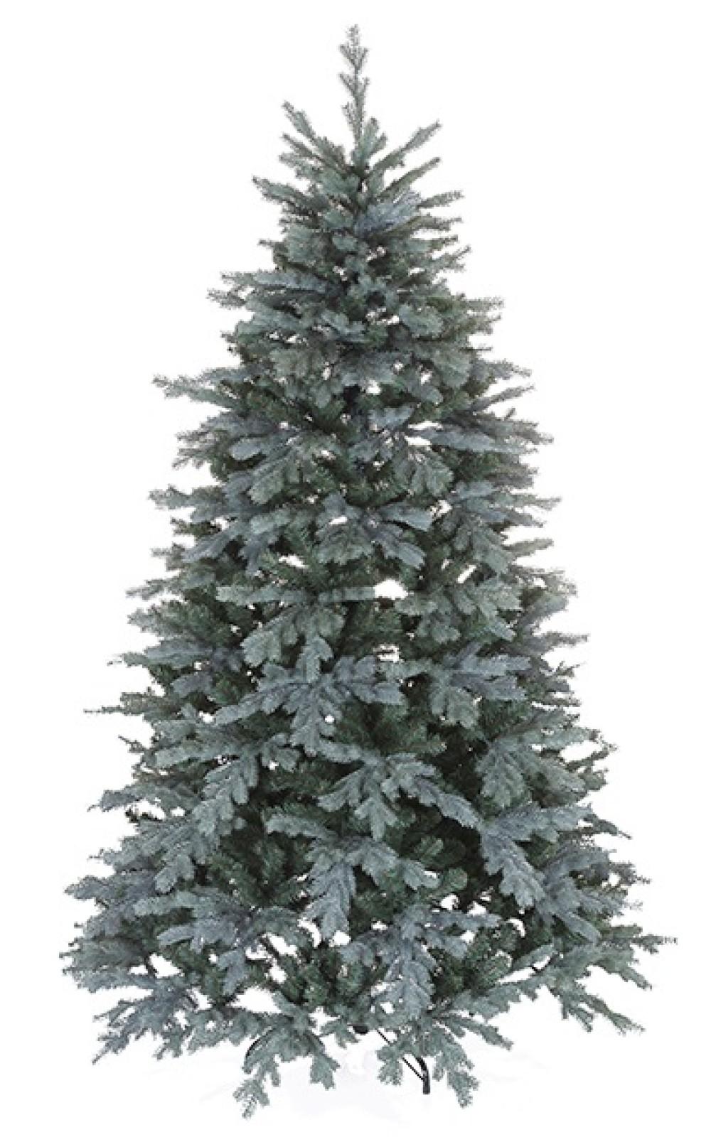 Rocky Mountain Spruce 215 cm Műfenyő-ezüst