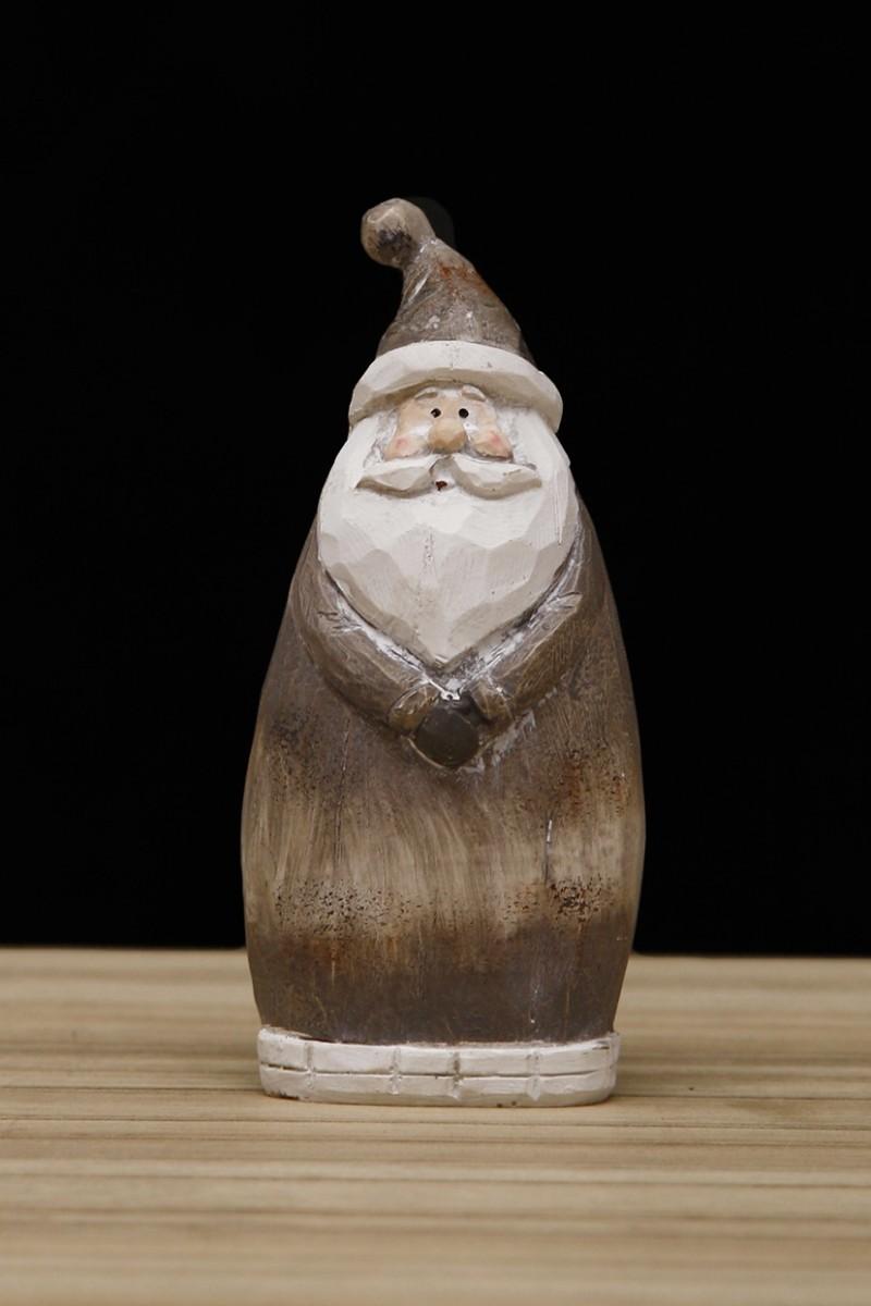 Karácsonyi dekoráció-Mikulás