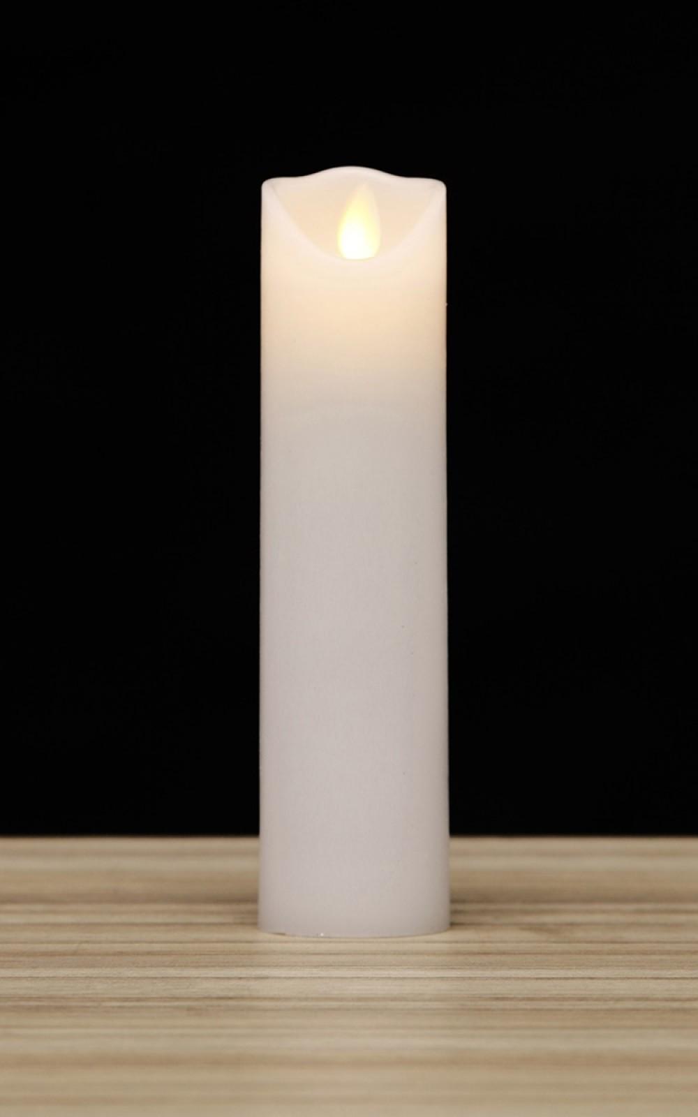 Viaszos LED gyertya