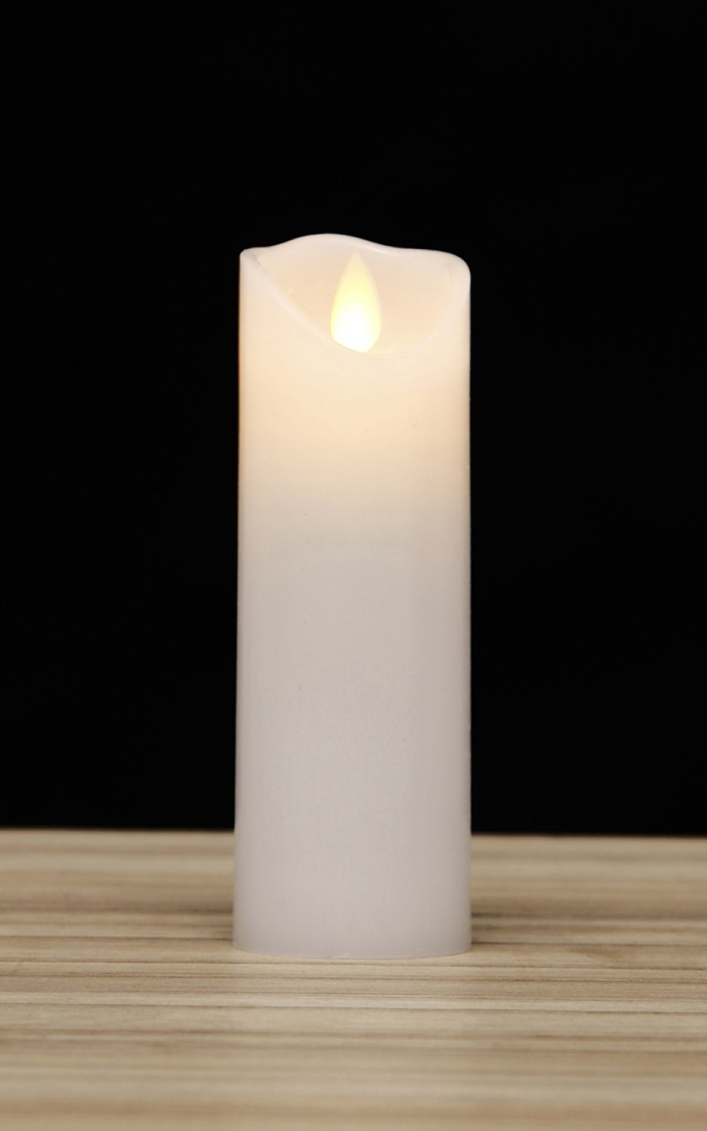 Viaszos LED gyertya-15 cm