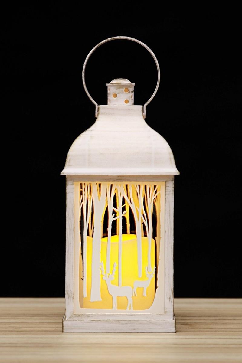 Fehér LED lámpás